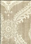 Alhambra Wallpaper Zoraya Damask 2618-21304 By Kenneth James For Portfolio